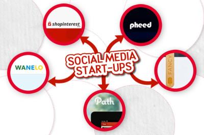 Social Media Start Up