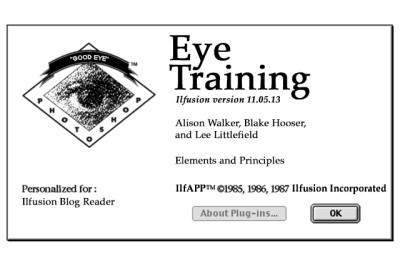 Training Your Eye