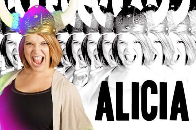 Alicia's Internship Experience