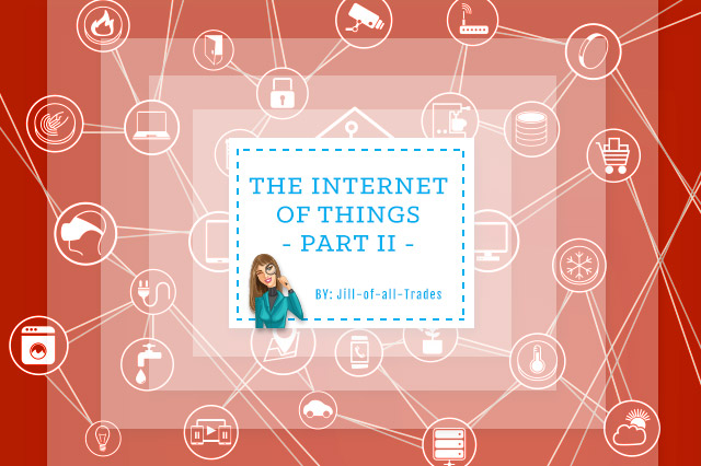 Internet of Things Part II