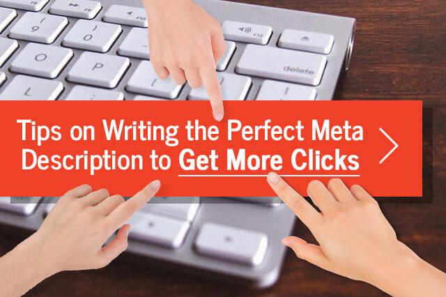 Image result for How to write the meta description