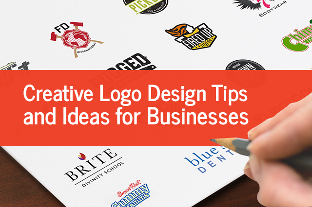 creative logo design tips and ideas for businesses ilfusion creative - Creative Logo Design Ideas